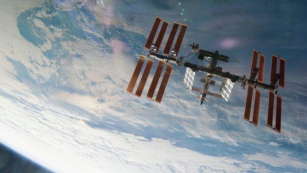 Международная космическая станция - Sputnik France