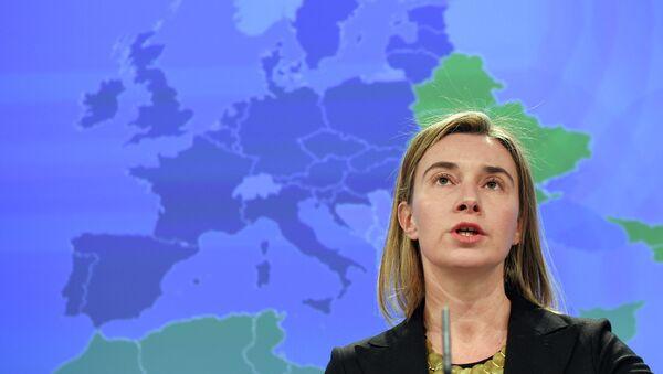 EU foreign policy chief Federica Mogherini - Sputnik France