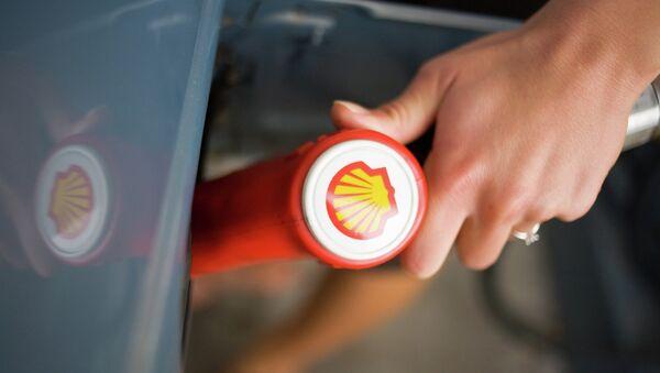 Shell logo - Sputnik France