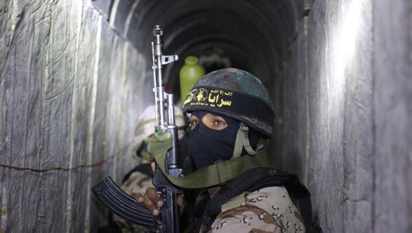 Islamic jihad militant - Sputnik France