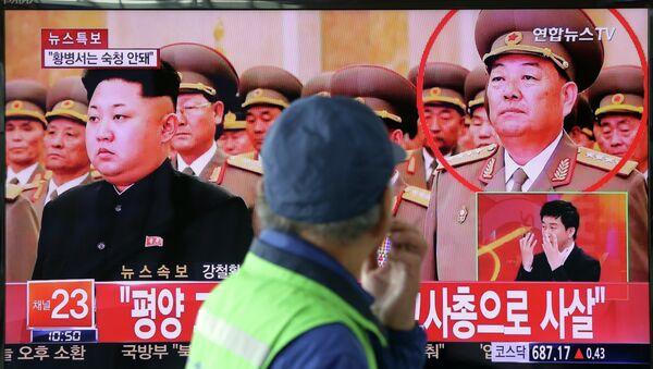 Nordkoreanischer Verteidigungsminister Hyon Yong Chol - Sputnik France