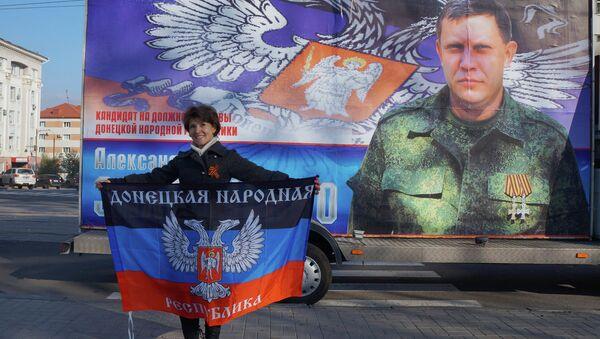 Donetsk - Sputnik France