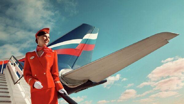 Aeroflot Calendar - Sputnik France