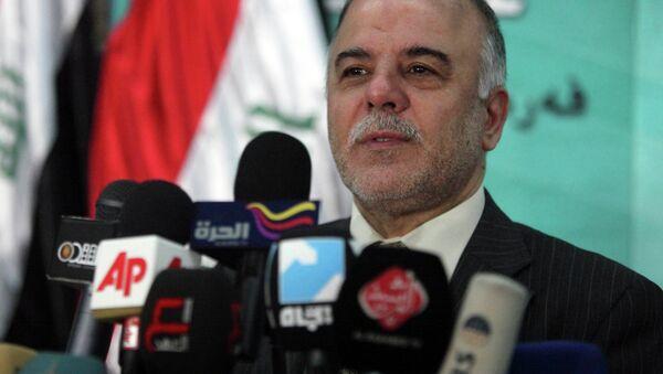 Haidar Al-Abadi - Sputnik France