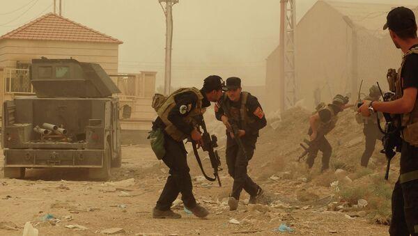 La police irakienne - Sputnik France