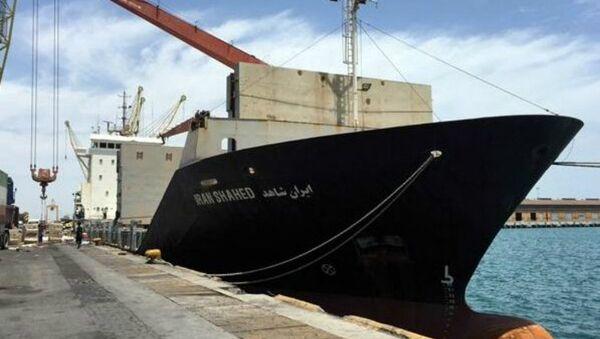 Iran Shahed ship - Sputnik France