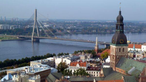 Панорама Риги - Sputnik France
