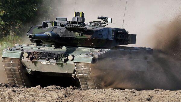 le char de combat Leopard 2 - Sputnik France