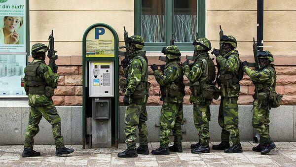 La Suède va-t-elle rejoindre l'OTAN? - Sputnik France