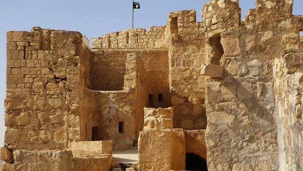 Syrie: Palmyre sous la coupe des islamistes - Sputnik France