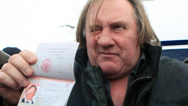 Jeff Monson: Depardieu ne mérite même pas une poignée de main - Sputnik France