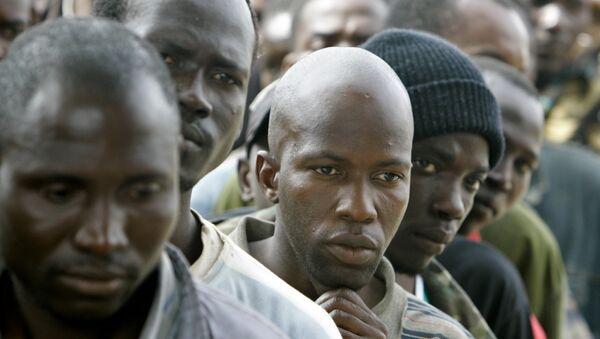 Réfugiés d'Afrique - Sputnik France