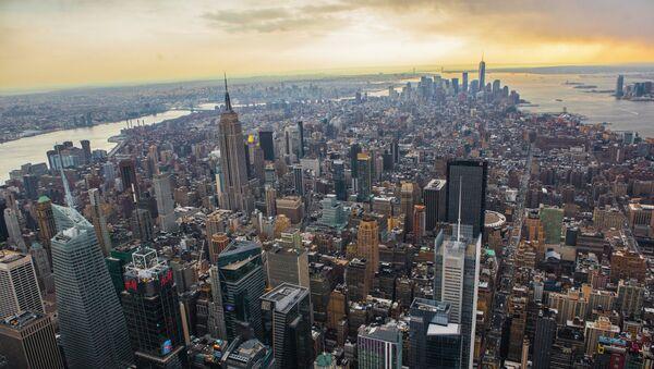 New York Skyline - Sputnik France