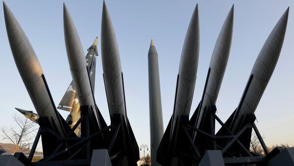 Missiles Scud-B - Sputnik France