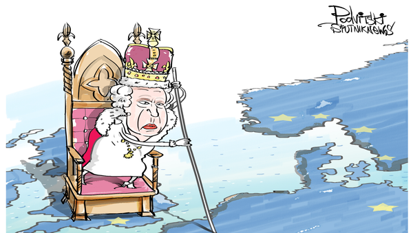 Le Royaume-Uni prend le large? - Sputnik France