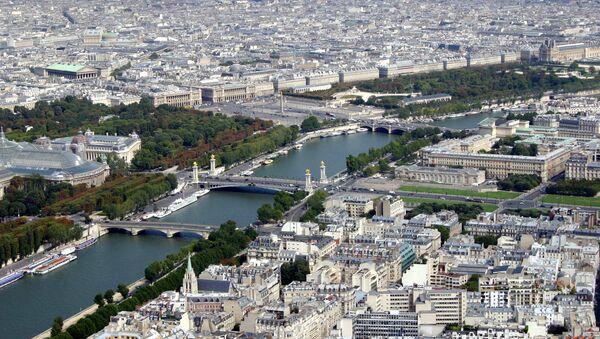 Paris, la Seine - Sputnik France