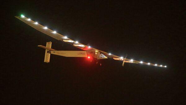 Solar Impulse 2 à Nankin - Sputnik France