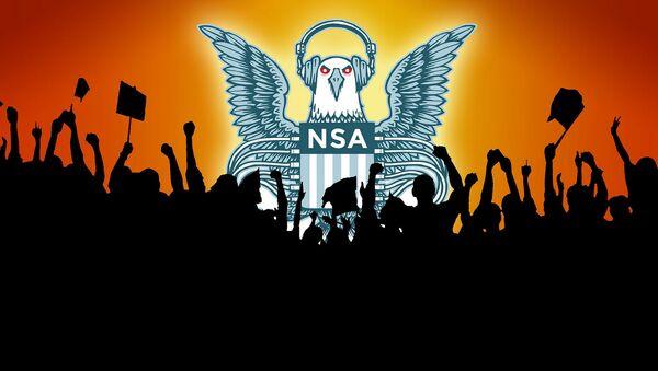 la NSA - Sputnik France