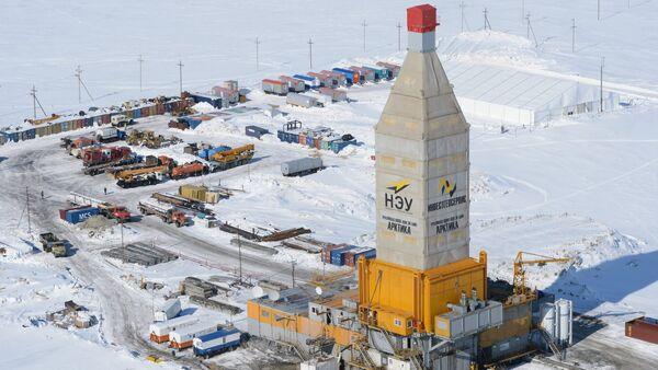 Gisement de gaz russe Youzhny Tambei - Sputnik France
