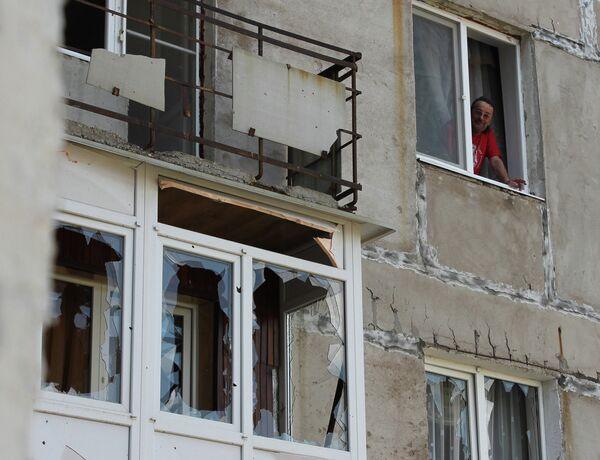 Le Donbass sous le feu de l'armée ukrainienne - Sputnik France