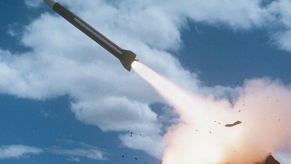 Launch of a missile - Sputnik France