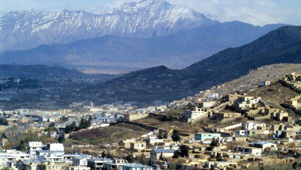 Вид города Кабул - Sputnik France