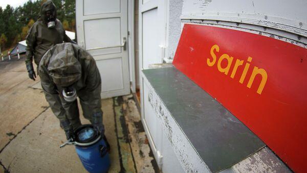 Chemical Weapons - Sputnik France
