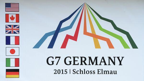 Sommet du G7 - Sputnik France