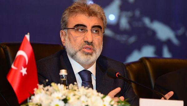 Taner Yildiz, ministre turc de l'Energie - Sputnik France