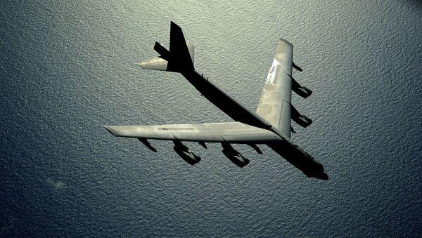 Langstreckenbomber der US-Luftwaffe des Typs B-52 - Sputnik France