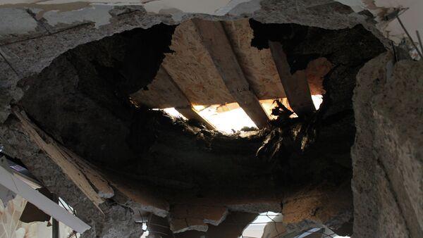 Последствия обстрелов Донецка - Sputnik France