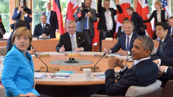 Sommet du G7 au château d'Elmau - Sputnik France