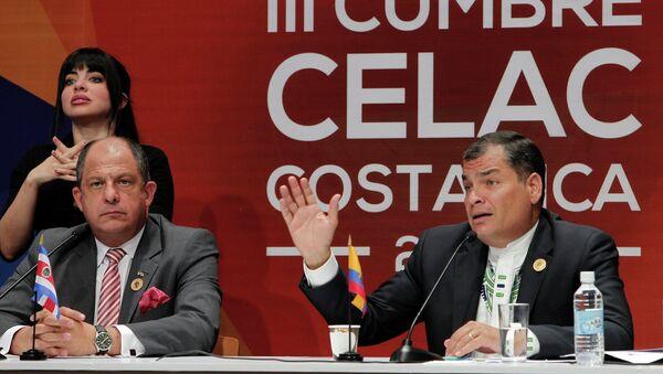 Sommet de la CELAC au Costa Rica - Sputnik France