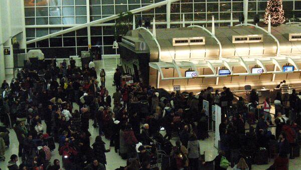 JFK airport  in New York, US - Sputnik France