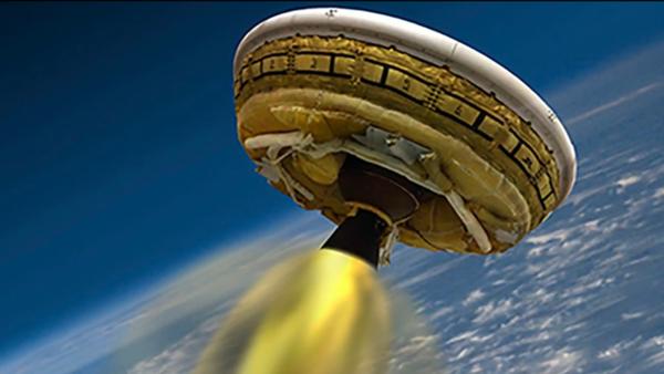 Un parachute géant de la Nasa subit un échec - Sputnik France