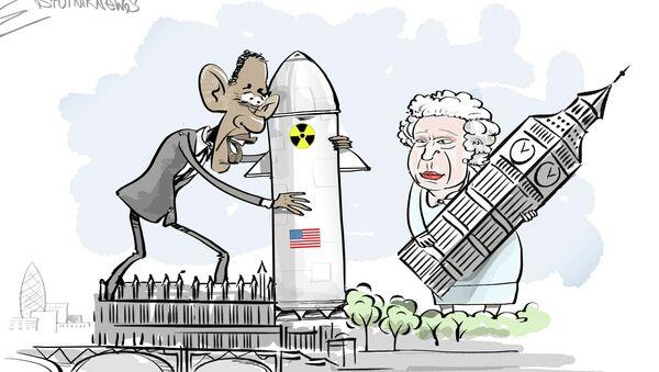 Cheval de troie nucléaire - Sputnik France