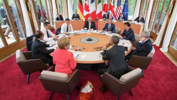 Sommet G7 - Sputnik France