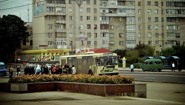 Tiraspol, Transnistria - Sputnik France
