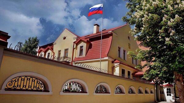 Le consulat général de Russie à Kharkov - Sputnik France