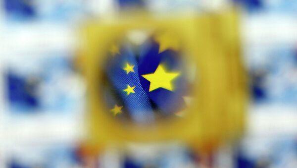 Флаг ЕС - Sputnik France