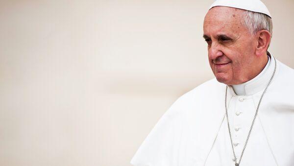 Pape François - Sputnik France