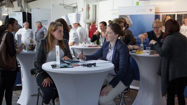 Образовательная выставка в Берлине - Sputnik France