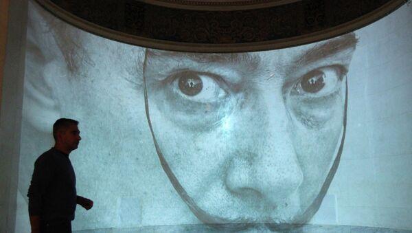 Выставка работ Сальвадора Дали в ГМИИ имени А.С.Пушкина - Sputnik France