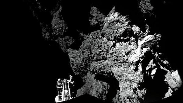Robot Philae sur la comète 67P - Sputnik France