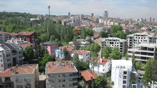 Вид на Анкару - Sputnik France