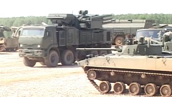 Armée-2015: matériel russe montré la veille du forum - Sputnik France