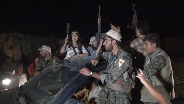 Syrie: Kobané célèbre sa victoire face aux djihadistes - Sputnik France