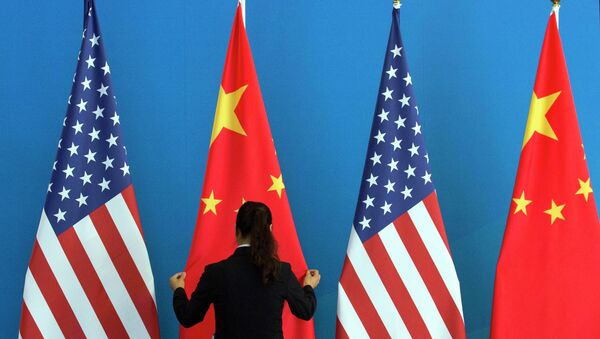 China und USA - Sputnik France