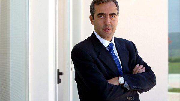 Maurizio Gasparri, vice-président du Sénat de la République italienne - Sputnik France
