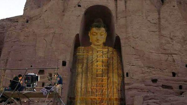 Les Bouddhas de Bamiyan - Sputnik France
